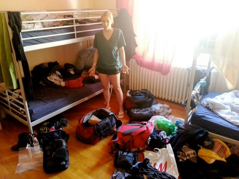 Backpackers dating site