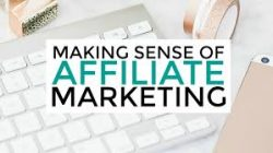 making sense of sense affiliate marketing course